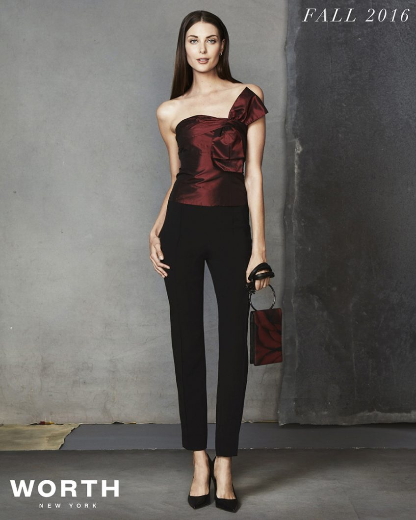event dressing with separates
